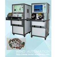 Buy cheap Auto positioning  23 slots Automobile automotive car motor Starter armature testing machine WIND-ATS-02 from wholesalers