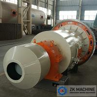 Buy cheap 250tph Ball Mill Grinder For Granite Marble Sand Talcum Powder from wholesalers