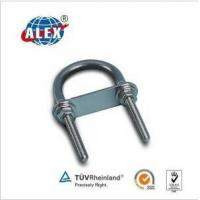 Buy cheap Wholesale High Quality Galvanize U Bolt from wholesalers