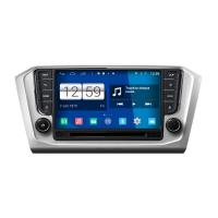 Buy cheap 8 android car dvd GPS navigation android 4.4.4 HD 1024*600 for VW NEW PASSAT with 4 Core CPU, Mirror link from wholesalers