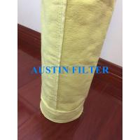 Buy cheap FMS 9806 Hybrid combi-felt 850gsm,P84 Polyimide fibers dust filter bag from wholesalers