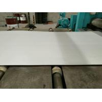 Buy cheap UNS S32100 / 321 / 1.4541 Stainless Steel Sheet Metal For Exhaust Gas Chimney 3.0 - 16.0mm from wholesalers