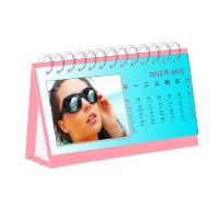 Buy cheap Matt Art Paper Personalized Calendar Printing Services Waterproof Poly Bag Packing from wholesalers
