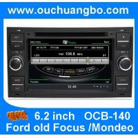 Buy cheap Ouchuangbo S100 Platform Car GPS DVD Autoradio for Ford old Focus /Mondeo With 3G Wifi Radio 3 zone POP OCB-140 from wholesalers