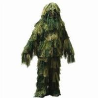 Buy cheap Lightweight Green Camo Ghillie Suit For Adult, Condor Tactical Ghillie Suit Woodland For All Size from wholesalers