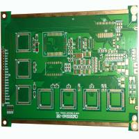 Buy cheap Special Process Multilayer Pcb Board HDI PCB Plug Via Resin Circuit Board from wholesalers