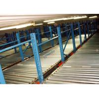 Buy cheap 15 Pallet Deep Flow Rack Shelving Warehouse Pallet Racking For Frozen Food from wholesalers