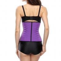 Buy cheap Neoprene Latex Waist Trainer Corset For Weight Loss Cincher XS Five Colors from wholesalers