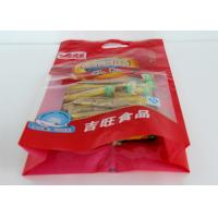 Buy cheap Eco Friendly Custom Printed Packaging Bags / Plastic Food Packing Bag from wholesalers