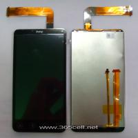 Buy cheap HTC EVO 3D LCD and digitizer assembly from wholesalers