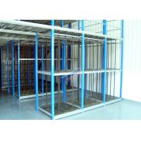 Buy cheap Customized Supply Chain Auto Parts Rack , Durable 4S Warehouse Storage Racks from Wholesalers
