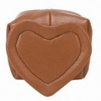 Buy cheap Heart-shaped Women's Money Clip, Available in Various Materials/Sizes, OEM and ODM Orders Welcome from wholesalers