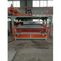 Buy cheap Multi Layer PE Air Bubble Wrap Manufacturing Machine With Double Screw from wholesalers