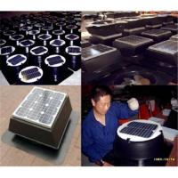 Buy cheap Solar attic fan - economical types from wholesalers