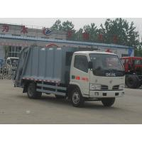 Buy cheap DONGFENG 3ton compression garbage truck(CLW5060ZYS3) from wholesalers