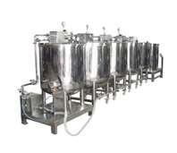 Buy cheap Custom Stainless Steel perfume making epuipments with freezing tank and titanium coil pipe from wholesalers