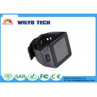 Buy cheap Mobile Wrist Watches ,Mobile Phone Wrist Watch WZ20 1.54 inch Micro Sim Android Wifi 1.3Mp from wholesalers