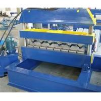 Buy cheap cable tray roll forming machine,joint-hidden roof machine for  factory, garage from wholesalers