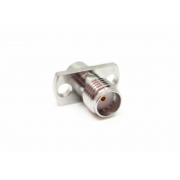 Buy cheap 50Ω Passivated Stainless Steel SMA RF Connector DC 18GHz Frequency from wholesalers