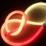 Buy cheap LED Neon lighting 18mm 360 round Digital Programmable Neon Flex 24v for Christmas lighting from wholesalers