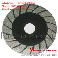 Buy cheap :Electroplated Diamond Grinding Disc  Alisa@moresuperhard.com from wholesalers