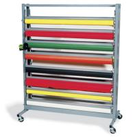Buy cheap Rolling Display Rack / Rolling Clothes Rack from wholesalers