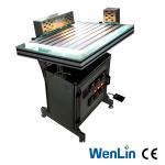 Buy cheap Manual Plastic Pvc Sheet Welding Machine 3 Heads Welder adjustable Working pressure from wholesalers
