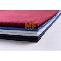 Buy cheap Warp Knitting Textured Cool Upholstery Fabric Velvet For Couch Easy Cleaning from wholesalers