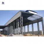 Buy cheap steel structure warehouse prefab welding steel structure workshop from wholesalers