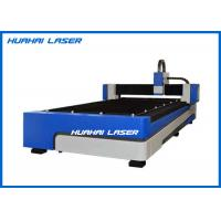 Buy cheap Efficient Fiber Metal Laser Cutting Machine 1000 Watt With Raycus Laser Source from wholesalers