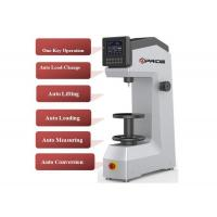 Buy cheap Full-Automatic Rockwell Hardness Tester iRock-D1/S1/T1 twin Rockwell harndess tester from wholesalers