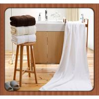 Buy cheap 5 Star Hotel Standards Cotton Fiber custom Embossed Bath Towel And Face Towel Sets from wholesalers