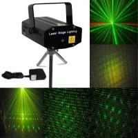 Buy cheap Laser Effects Light Sound Active Dj Disco Dance Light 12v 5v price from wholesalers
