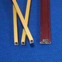 Buy cheap Colored Plastic Extruded Sections For Construction & Building Decoration product