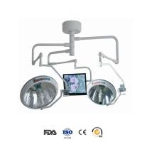 Buy cheap Ceiling Mounted Shadowless Operation Lamp With Camera And Monitor For Hospital product