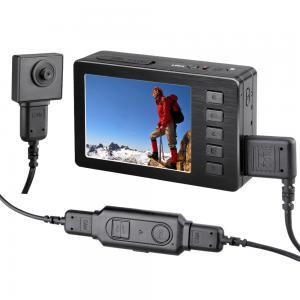 Buy cheap Angle Eyes FHd Mini Portable Button Spy Camera Hidden Pinhole Camera- Mini Dv DVR Voice Video Recorder product