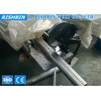 Buy cheap Round Portable Downspout Roll Forming Machine product
