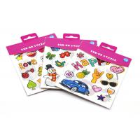 Buy cheap Dry Transfer Temporary Custom Tattoo Stickers 4 * 5.8 Cm Size For Clothes from wholesalers