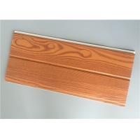 Buy cheap Plastic Wood Laminate Wall Panels For Living Room from wholesalers