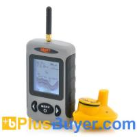 Buy cheap Wireless Fish Finder with 2.8 Inch Display and Sonar Sensor from wholesalers