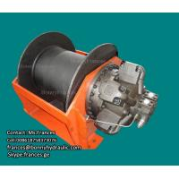 Buy cheap Dredge marine hydraulic winch from wholesalers