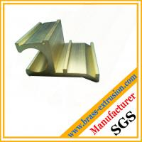 Buy cheap brass copper alloy hardware extrusion profile bolts sections from wholesalers