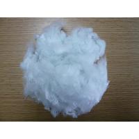 Buy cheap Optical White AAA 2.8D * 51 / 76mm Spinning RPET High Tenacity Fiber for yarn spinning from wholesalers