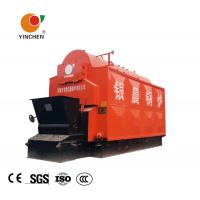 Buy cheap Coal Fired Chain Grate Stoker Boiler 184-194 ℃ Steam Temperature Customized from wholesalers
