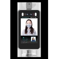 Buy cheap 0.3S Face Recognition Thermometer product