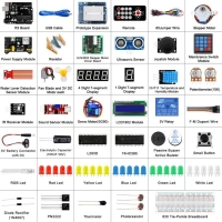Buy cheap LAFVIN Super Starter Kit for Arduinos for UNO R3 with CD Tutorial from wholesalers