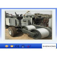Buy cheap Single Conductor Power Line Stringing Equipment Puller Tensioner 35 KV from wholesalers
