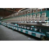 Buy cheap High Efficiency Taping Embroidery Machine Flat Embroidery Equipment from wholesalers