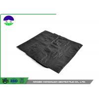 Split Film Geotextile Separation Fabric , High Strength Woven Polypropylene Fabric