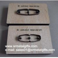 Buy cheap Leather pouch steel rule punch die for leather cutting from wholesalers